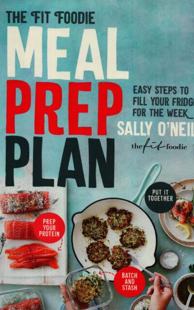 Cookbook Review: Meal Prep Plan