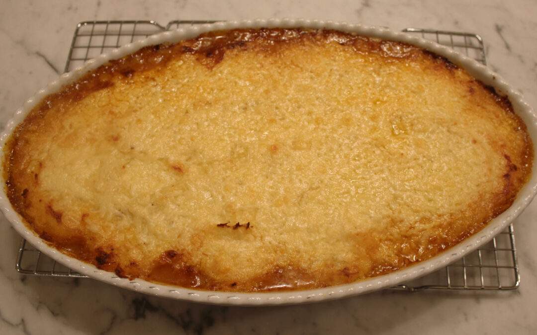 Vermont Late Winter Cottage Pie