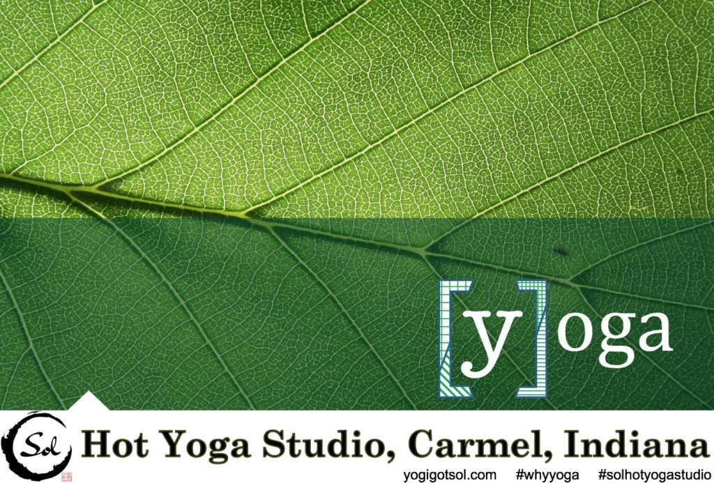 why yoga_green leaf