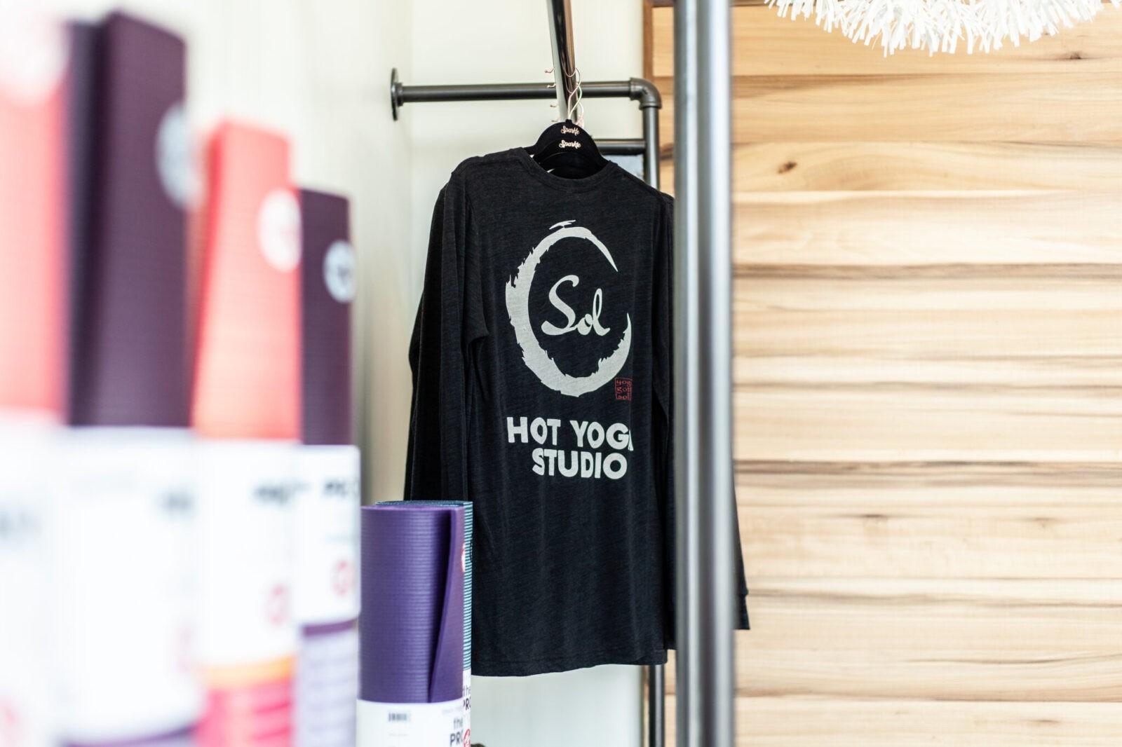 © Sol Hot Yoga Studio_Sol Swag