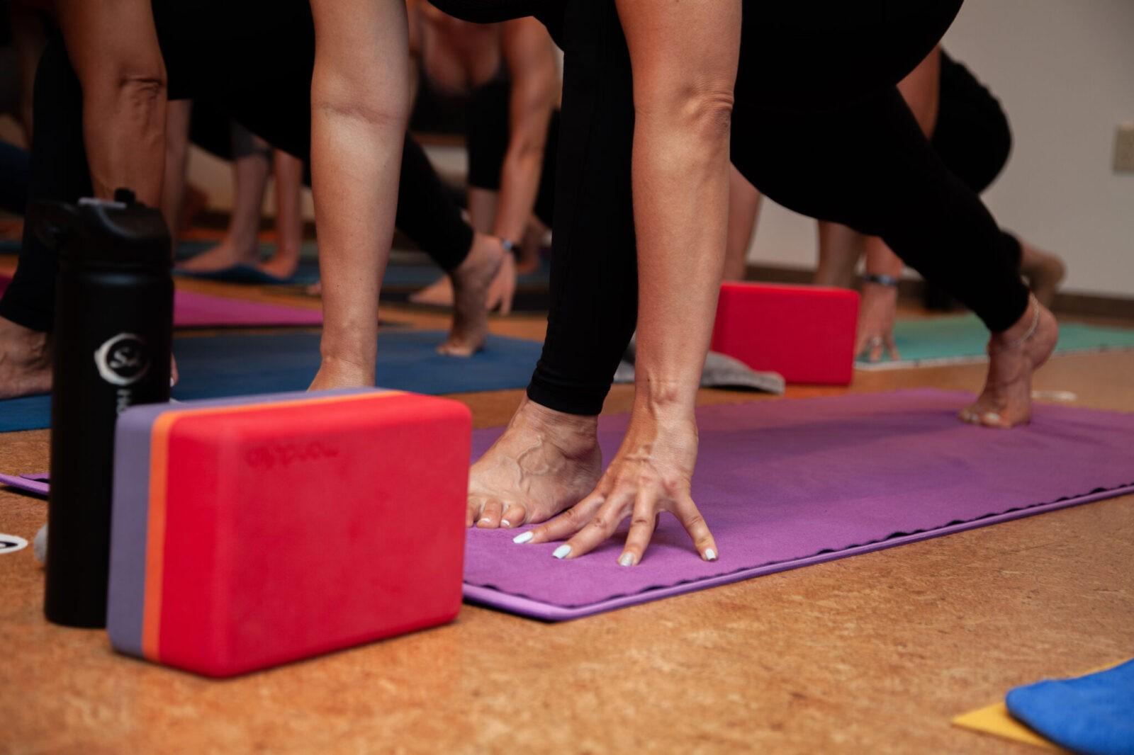 © Sol Hot Yoga Studio_Lunge