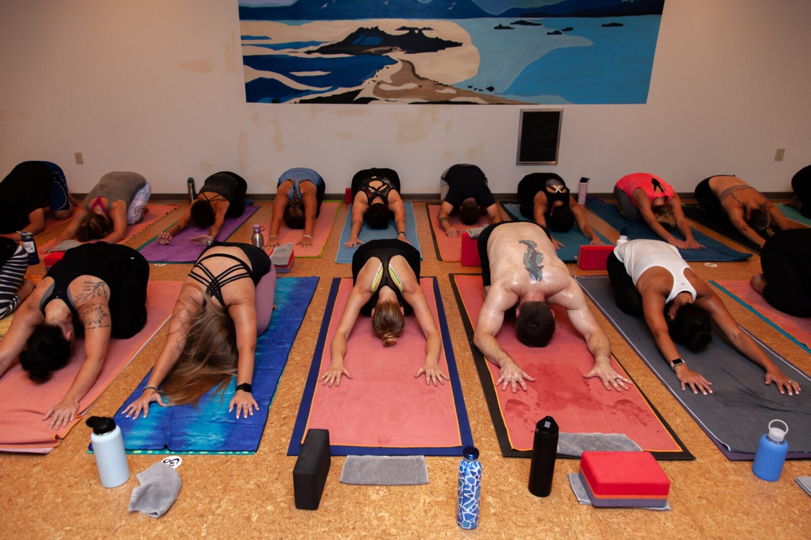 © Sol Hot Yoga Studio_Extended Child's Pose2