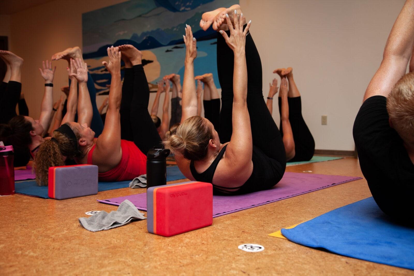 © Sol Hot Yoga Studio_Core Work