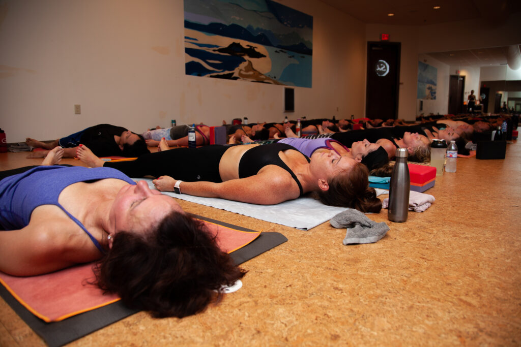 © Sol Hot Yoga Studio_Savasana