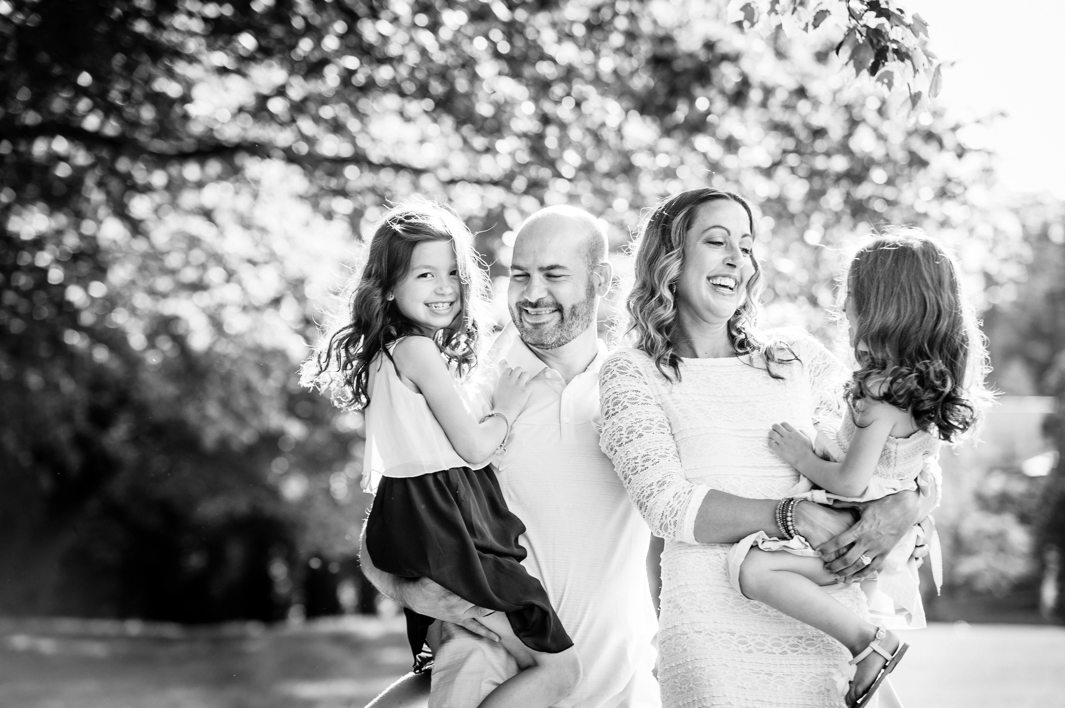 family photo of amanda vitti