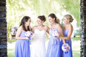 bride and brides made photo in saratogo springs ny