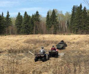 photo gallery Saskatchewan Trophy Black Bear Hunts with Saskatchewan Big Buck Adventures