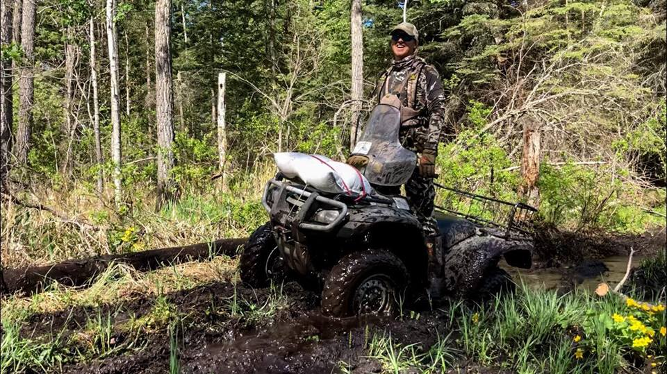 photo gallery Saskatchewan Trophy Black Bear Hunts with Saskatchewan Big Buck Adventures
