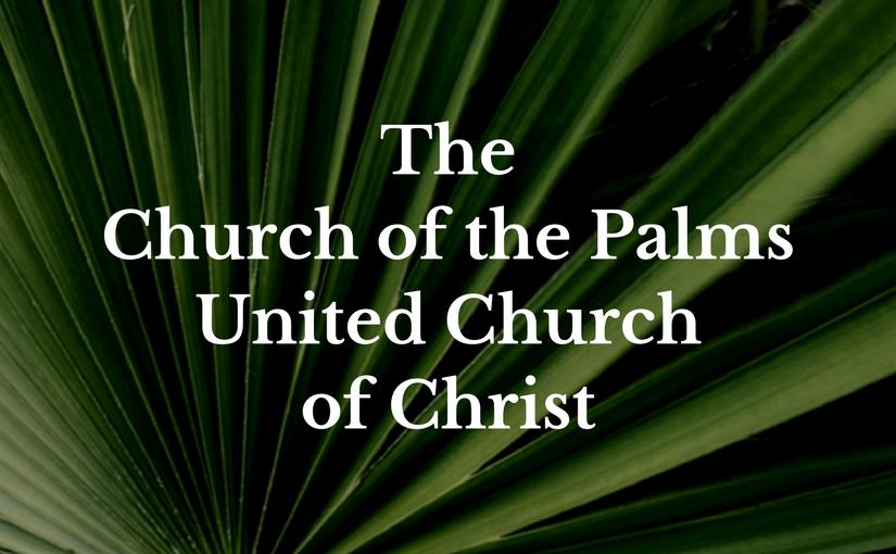 Church of the Palms United Church of Christ, Sun City, Arizona