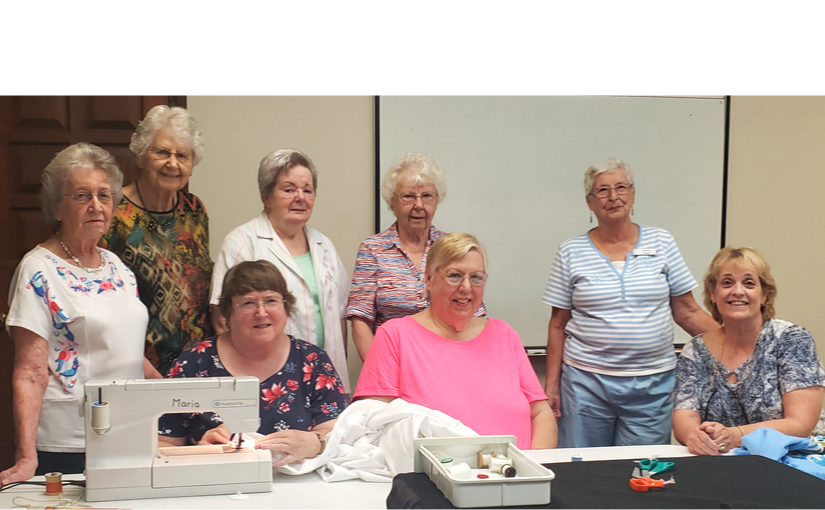 Ladies of the Service Project Craft Group