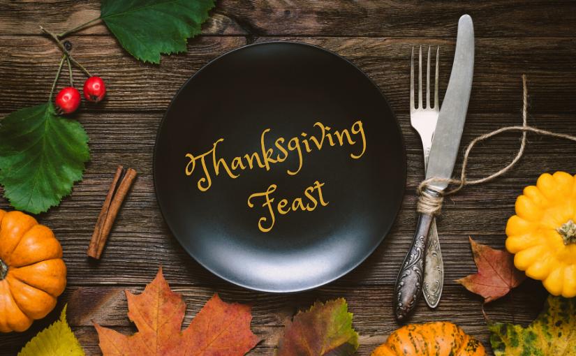 Annual Joyce Spaulding Memorial Thanksgiving Feast