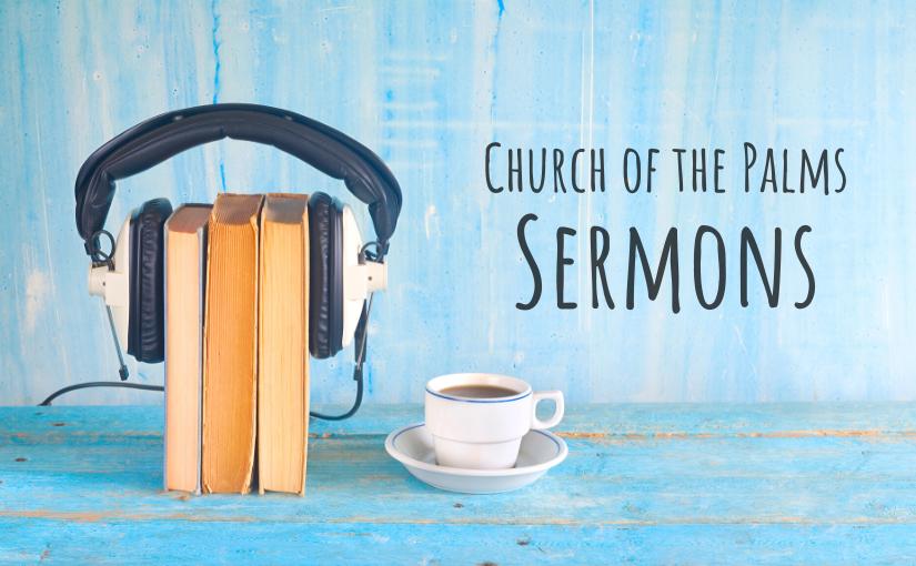 headphones on bibles