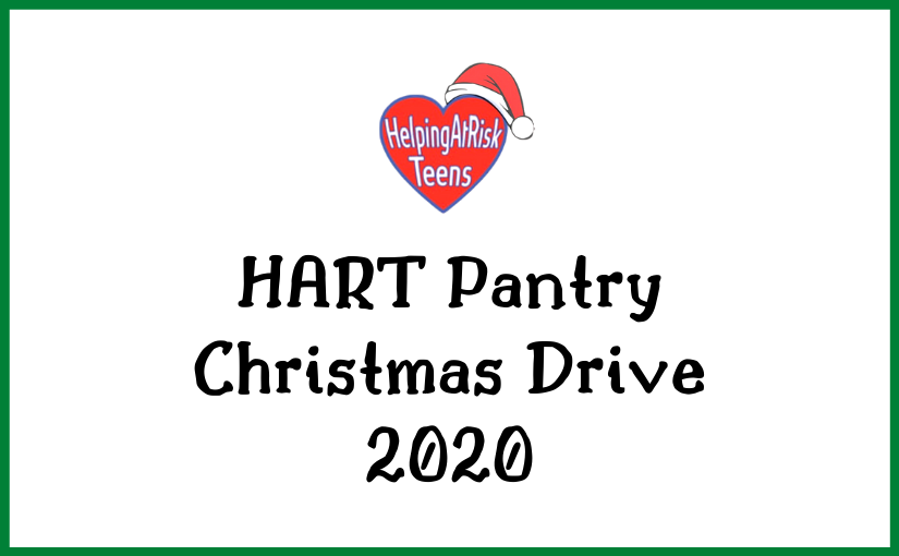 HART Pantry Christmas Drive 2020