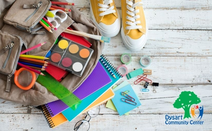Dysart Community Center School Supplies Needed