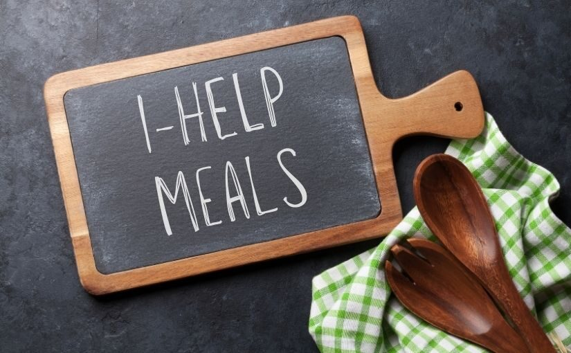 Provide Meals for Our I-Help Guests in December