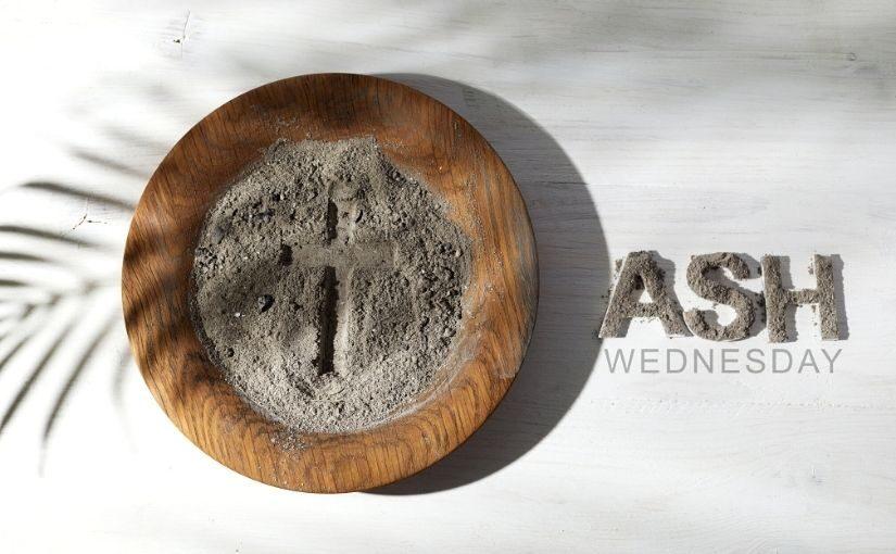 Ash Wednesday: Live-Streaming Worship