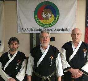 Master Tim Mullin Director Minneapolis,MN  USA Hapkido Central Association
