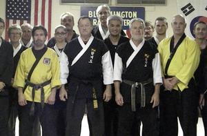 Minneapolis Minnesota   Black Belt seminar
