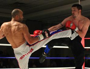 Peyton Manning   Hapkido / Kickboxing instructor