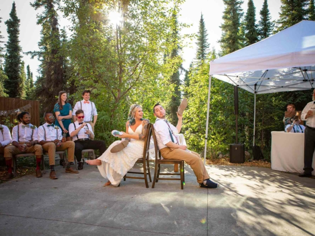 Alaska Wedding Photos