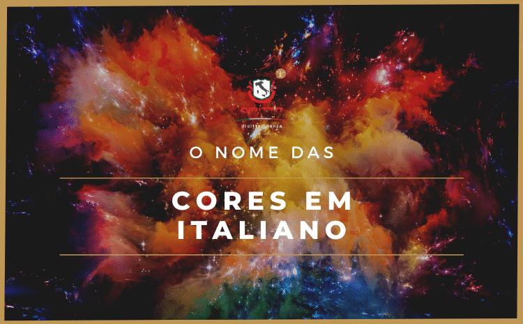 Falar Italiano – Conheça o nome de todas as cores em italiano