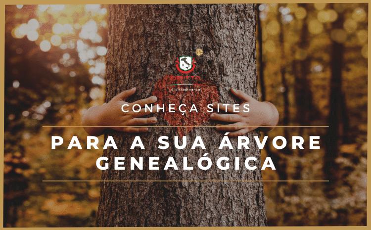 Sites que podem te ajudar a criar sua árvore genealógica