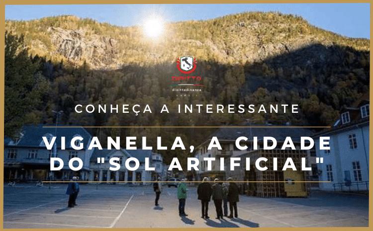 """Conheça Viganella, cidade italiana que tem um """"sol artificial"""""""