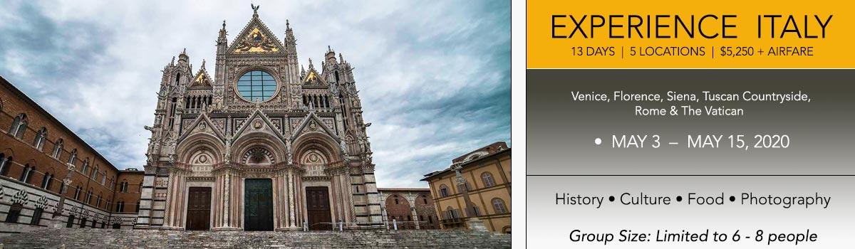 Private Italy Tour Siena