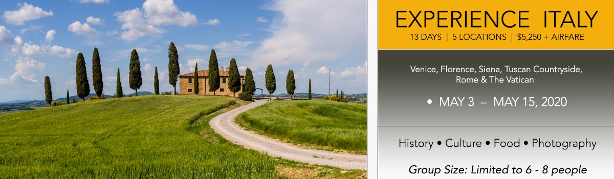Amazing Tuscany Photography Tour