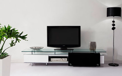 tv installation with tv stand