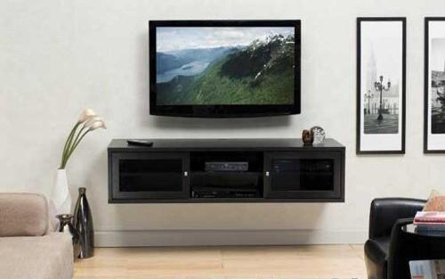 premium on the wall tv installation