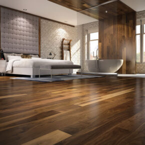 Stunning American Walnut Natural hardwood