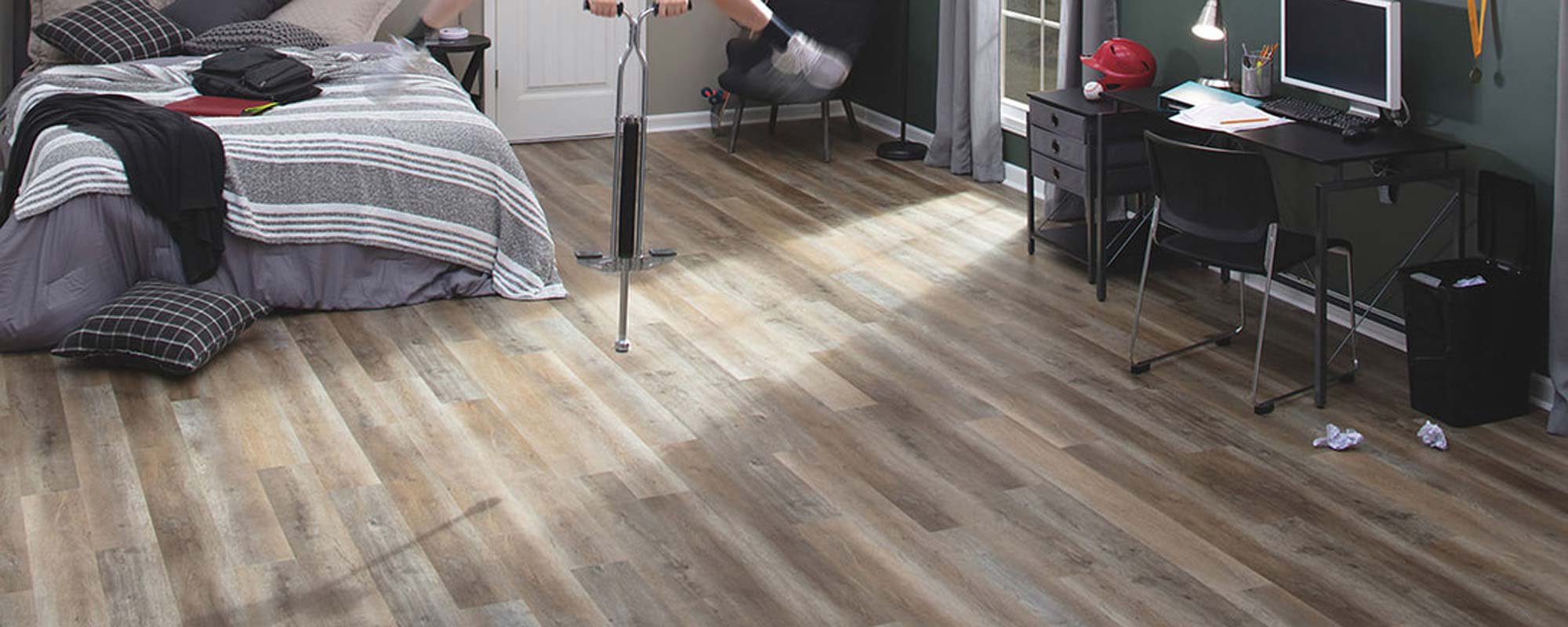Luxury Vinyl Flooring from Classic Wood Flooring