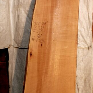 Western Red Cedar 2.5 in X 28 in X 10'