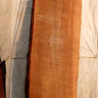 Western Red Cedar 4 in X 27 in X 12'