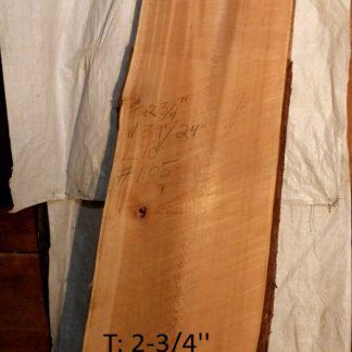 Western Red Cedar 2.75 in X 32 in X 10'