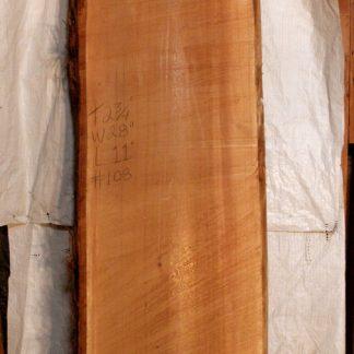Western Red Cedar 2.75 in X 28 in X 11'