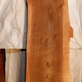 Western Red Cedar 2.5 in X 29 in X 11'