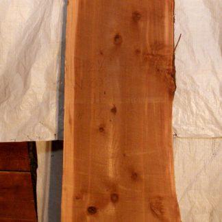 Western Red Cedar 2.5 in X 30 in X 11'