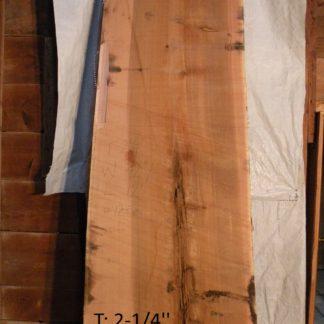 Western Red Cedar 2.25 in X 42 in X 12'