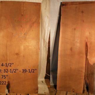 Western Red Cedar 4.5 in X 36 in X 6'