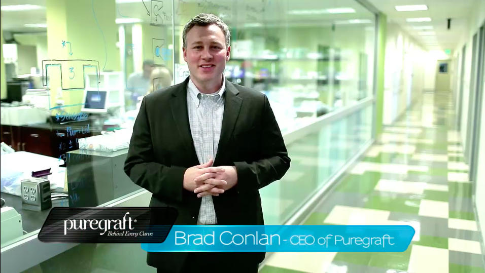 puregraft, feed the agency