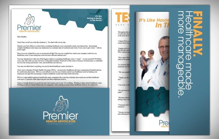 premiere health advocates, feed the agency, physician marketing, healthcare marketing