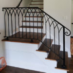 Cathedral Arched Accent Railing