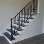 Staircase Railing - Clean Look