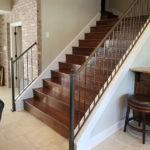 Clean Staircase Rails
