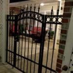 Patio Security Gate