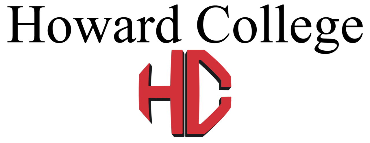 RED HC letters