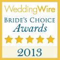 2013 Wedding Wire Award