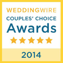 2014 Wedding Wire Award